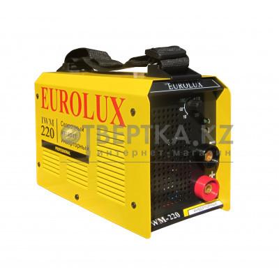 Сварочный аппарат инверторный Eurolux IWM220 65/28
