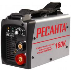 Сварочный аппарат инверторный Ресанта САИ 160К (компакт)