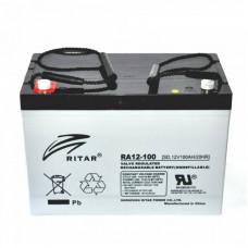 Аккумулятор Ritar 12V 100Ah (RA12-100)