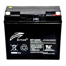 Аккумулятор Ritar 12V 20Ah (RT12200) в Алматы