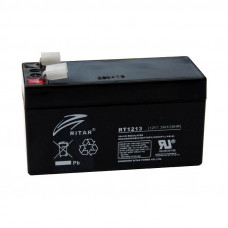 Аккумулятор Ritar 12V 1.3Ah (RT1213)