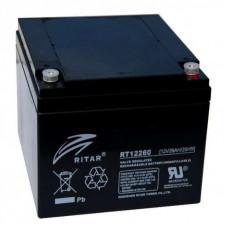 Аккумулятор Ritar 12V 26Ah (RT12260) в Алматы