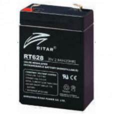 Аккумулятор Ritar 6V 2.8Ah (RT628) в Алматы