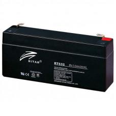 Аккумулятор Ritar 6V 3.2Ah (RT632) в Алматы