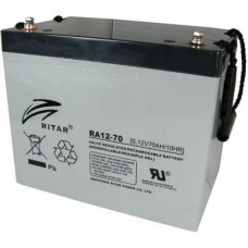 Аккумулятор Ritar 12V 70Ah (RA12-70) в Алматы