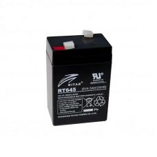 Аккумулятор Ritar 6V 4.5Ah (RT645) в Алматы