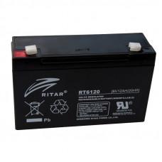 Аккумулятор Ritar 6V 12Ah (RT6120) в Алматы