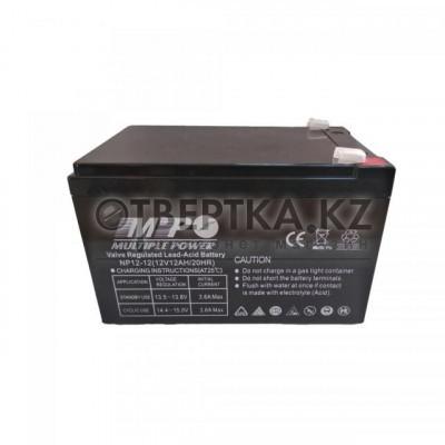 Аккумулятор Ritar NP 12V 12Ah (NP1212) NP12-12