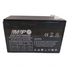 Аккумулятор Ritar NP 12V 7.2Ah (NP1272)