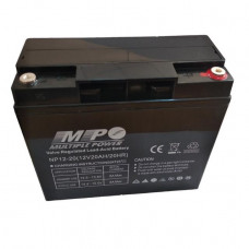 Аккумулятор Ritar 12V 20Ah (NPD12-20)