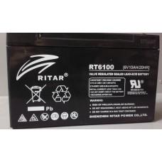 Аккумулятор Ritar 6V 10Ah (RT6100) в Алматы