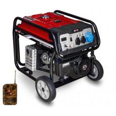 Электрогенератор бензиновый Senci SC11000-II