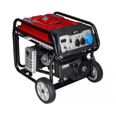 Электрогенератор бензиновый Senci SC6000-II (5000 Вт)