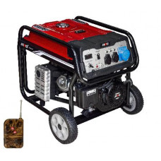 Электрогенератор бензиновый Senci SC10000-II (7500 Вт)