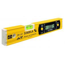 Строительный уровень электронный Stabila 80A (30 cm)