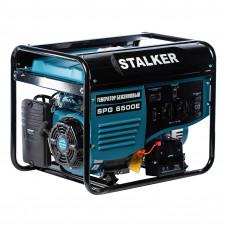 Бензиновый генератор Stalker SPG 6500E (N) в Алматы