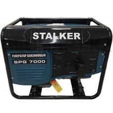 Бензиновый генератор Stalker SPG 7000
