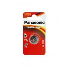 Батарейка дисковая литиевая PANASONIC CR-2016/1B в Алматы