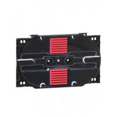 Сплайс-кассета для пигтейлов на 12 волокон 32907 / в Алматы