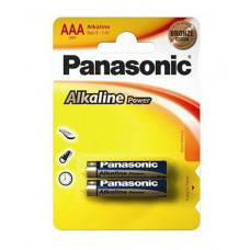 Батарейка щелочная PANASONIC Alkaline Power ААА/2B в Алматы