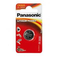 Батарейка дисковая литиевая PANASONIC CR-2025/1B в Алматы