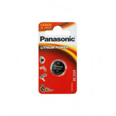 Батарейка дисковая литиевая PANASONIC CR-2032/1BP в Алматы
