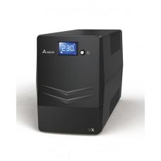 ИБП Delta VX600 Линейно-интерактивный ИБП 600 ВА/ 360 Вт в Алматы