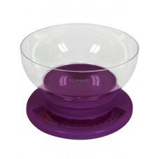 Весы кухонные LUMME LU-1303 механические фиолетовые в Алматы