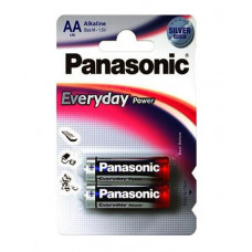Батарейка щелочная PANASONIC Every Day Power AA/2B в Алматы