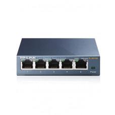 Коммутатор TP-Link TL-SG105 5-портовый 10/100/1000 Мбит/с в Алматы