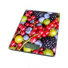 Весы кухонные LUMME LU-1340 сенсорные ягодный микс в Алматы
