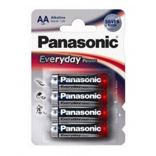Батарейка щелочная PANASONIC Every Day Power AA/4B в Алматы
