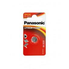 Батарейка дисковая литиевая PANASONIC CR-1216/1B в Алматы