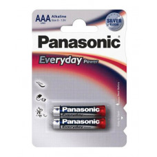 Батарейка щелочная PANASONIC Every Day Power AAA/2B в Алматы