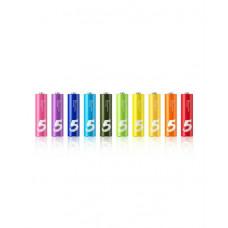 Батарейки ZMI Rainbow AAA batteries 10 шт в Алматы