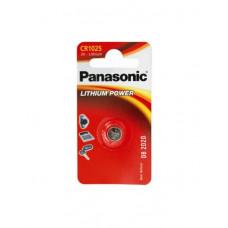 Батарейка дисковая литиевая PANASONIC CR-1025/1BP в Алматы