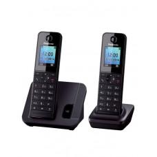 Радиотелефон PANASONIC KX-TGH212UAB Black/White в Актау