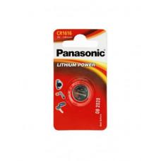 Батарейка дисковая литиевая PANASONIC CR-1616/1B в Алматы
