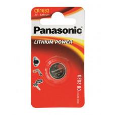 Батарейка дисковая литиевая PANASONIC CR-1632/1B в Алматы