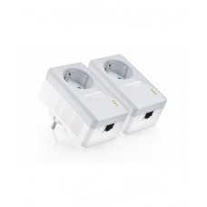 Комплект мини Powerline адаптеров TP-Link TL-PA4010KIT(EU) 500 Мбит/с в Алматы