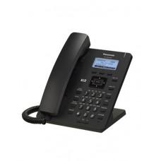 Проводной SIP-телефон Panasonic KX-HDV130RUB 2.3-дюйм, 2 линии, 2 порта, PoE, память 500 номеров в Алматы