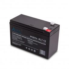 Аккумуляторная батарея SVC AL7-12 12В 7 Ач (слаботочка) в Алматы