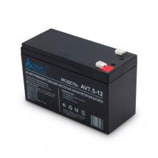 Аккумуляторная батарея SVC AV-7.5-12 12В 7.5 Ач в Алматы