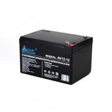 Аккумуляторная батарея SVC AV(VP)12-12 12В 12 Ач в Алматы
