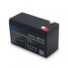 Аккумуляторная батарея SVC AV7-12 12В 7 Ач в Алматы
