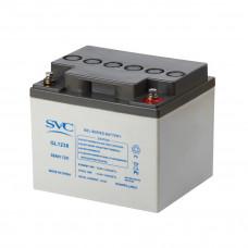 Аккумуляторная батарея SVC GL1238 12В 38 Ач в Алматы