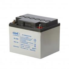 Аккумуляторная батарея SVC GL1250 12В 50 Ач в Алматы