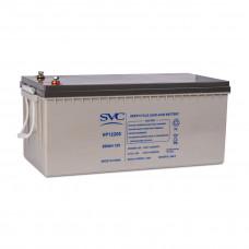 Аккумуляторная батарея SVC VP12200 12В 200 Ач в Алматы