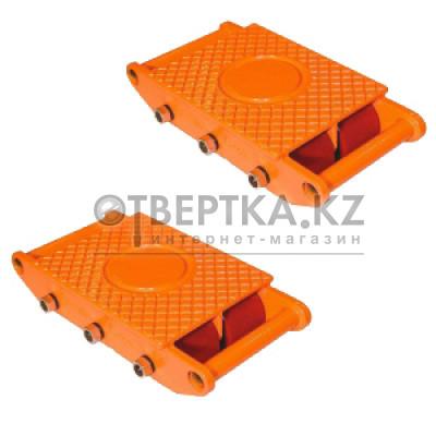 Транспортная платформа подкатная, 2,5 т, TOR (1000010) 2500R-02 TOR-1000010