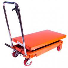 Стол подъемный ножничный гидравлический, 500 кг, TOR (1001609) PTS500 в Алматы